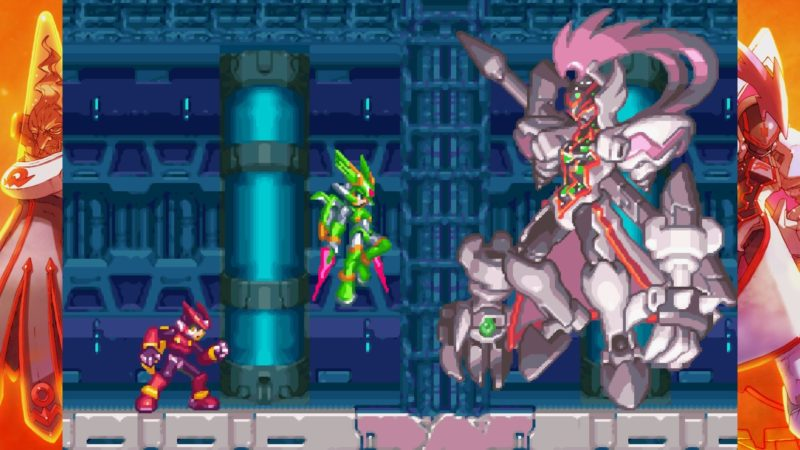 Mega-Man-Zero-ZX-Legacy-Collection-PS4-release-date