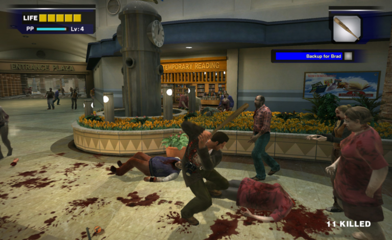 First Dead Rising in PS5 Release Date