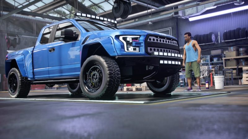 Ford F-150 Raptor-NEED-FOR-SPEED-HEAT