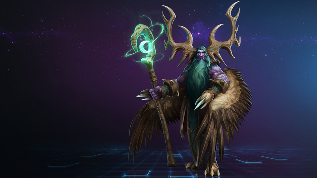 Heroes of The Storm Malfurion