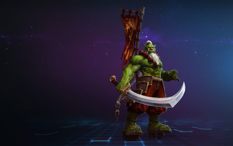 Heroes of The Storm Samuro