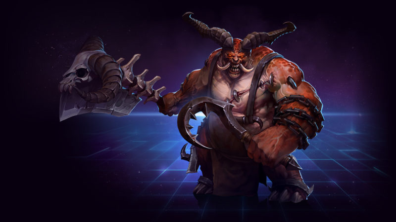 Heroes of The Storm The Butcher