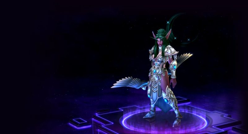 Heroes of The Storm Tyrande