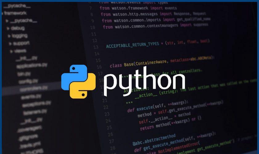 Programming Languages for Game Development Python