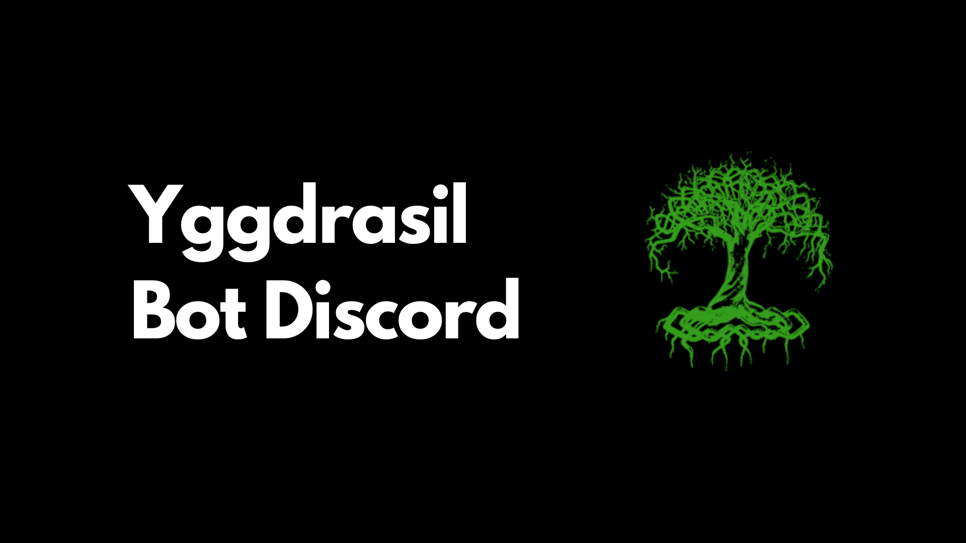 How to use Yggdrasil Bot Discord