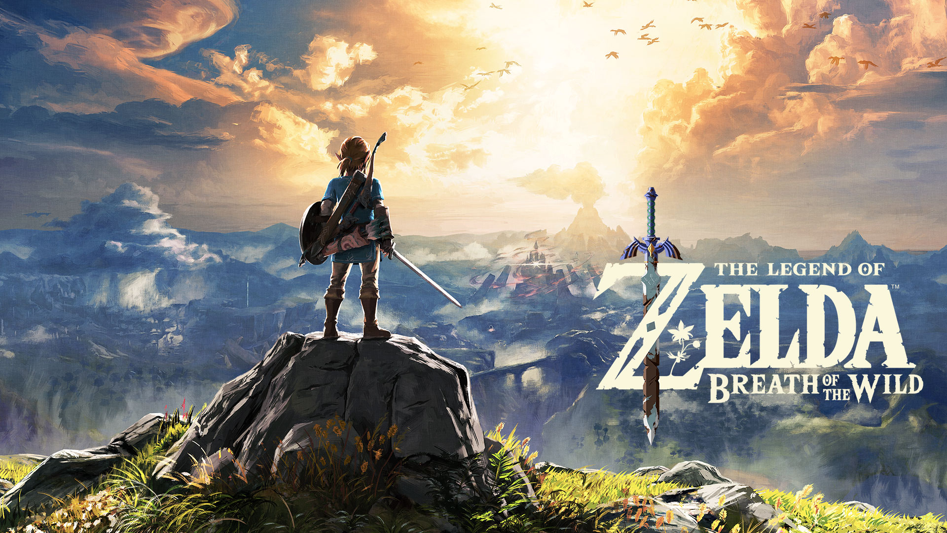Breath of the Wild release date