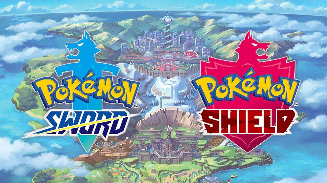 Pokemon Sword and Shield switch rpgs