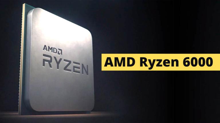 AMD Ryzen 6000 Series