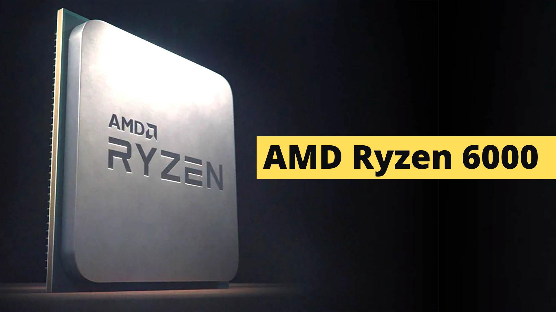 AMD Ryzen 6000 серии