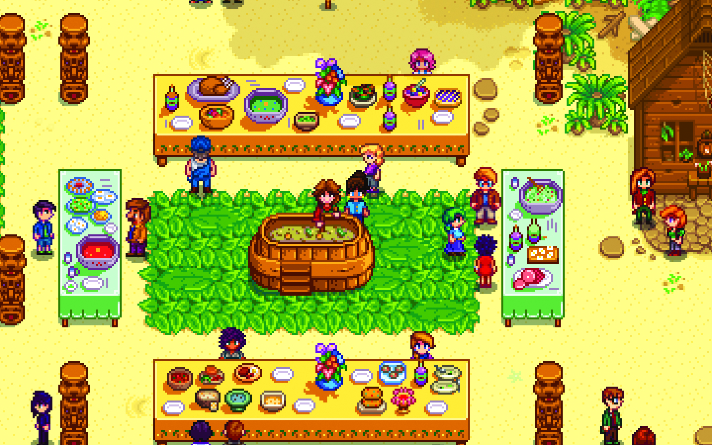 Stardew Valley Expanded mod
