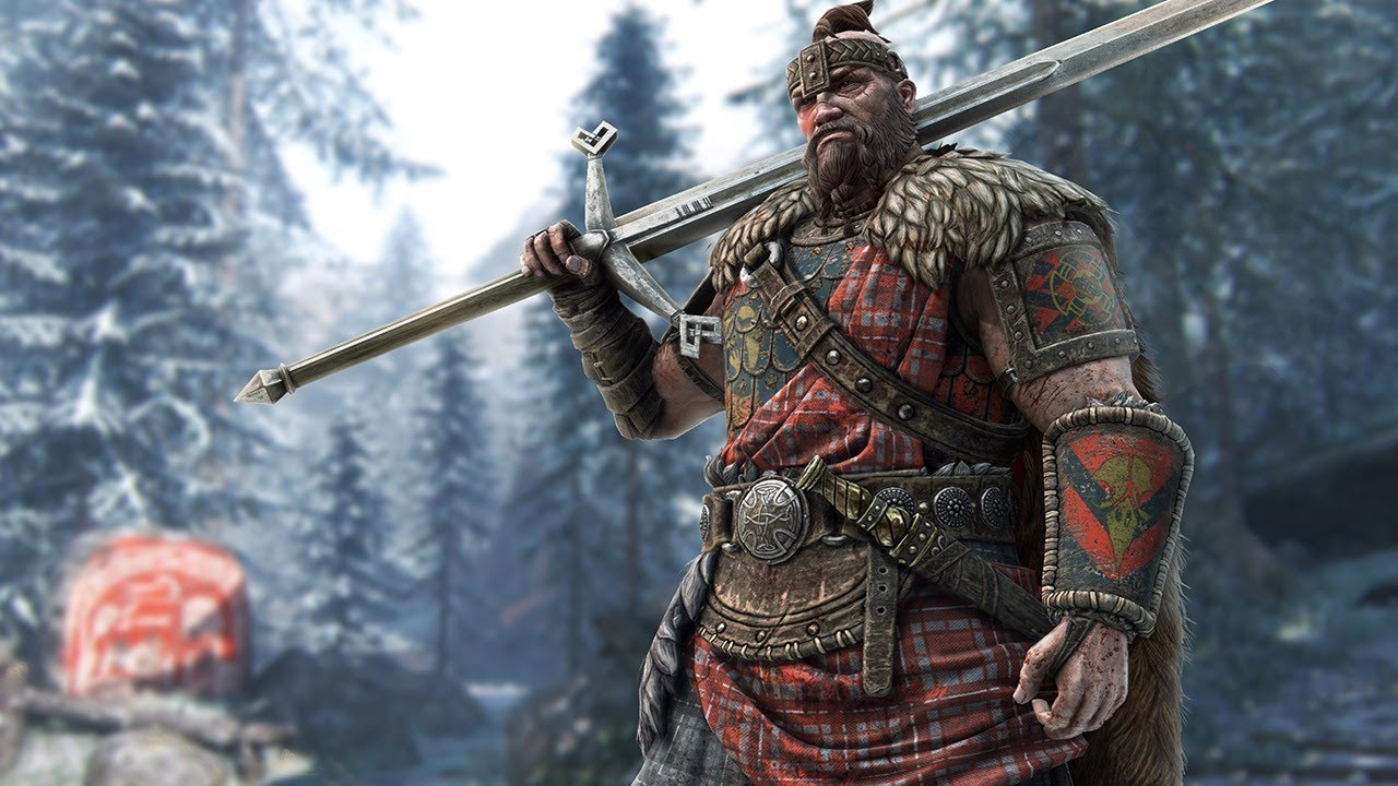 For Honor Characters Tier List