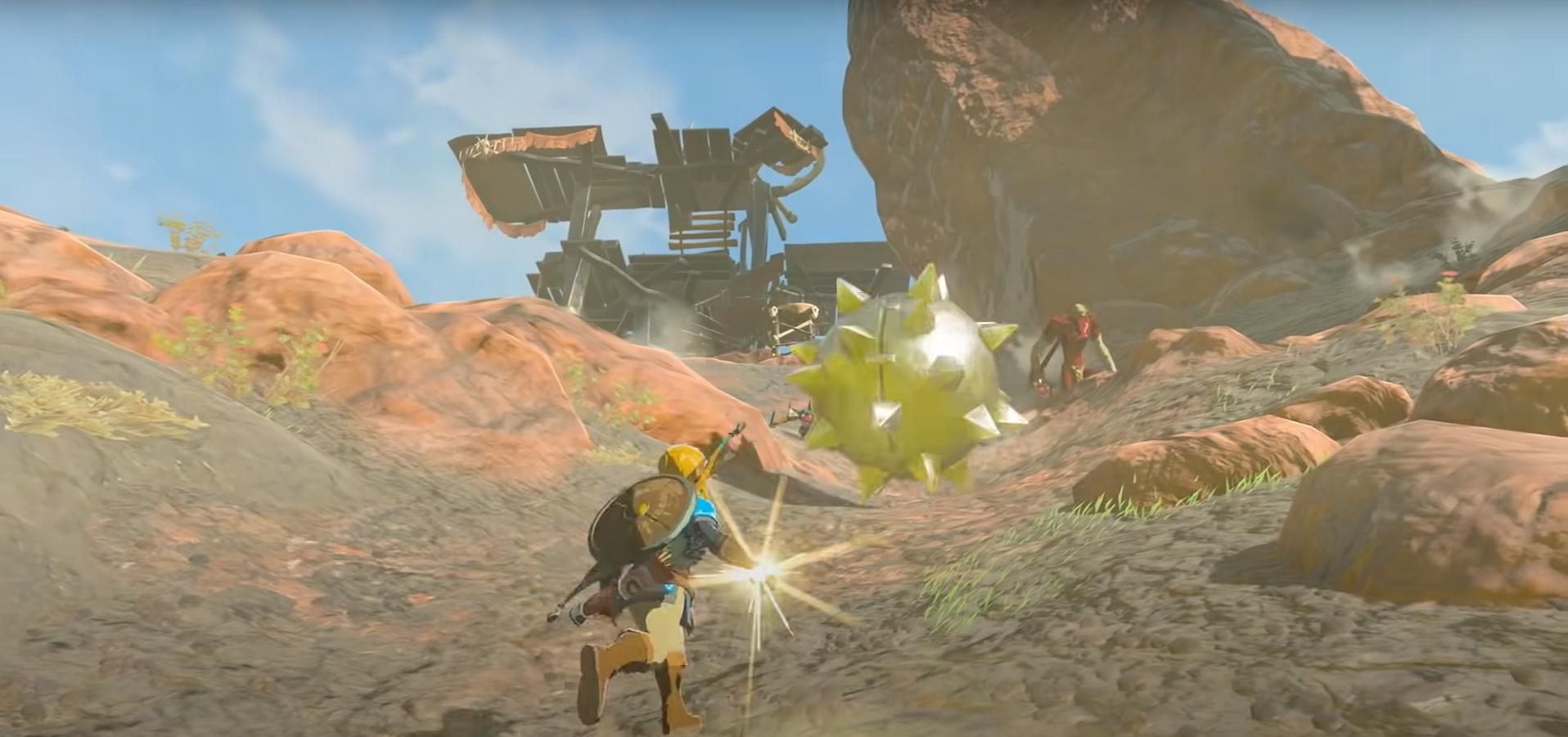 Zelda Breath of The Wild 2 Character