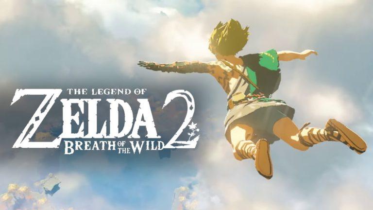 Zelda Breath of The Wild 2 Release Date