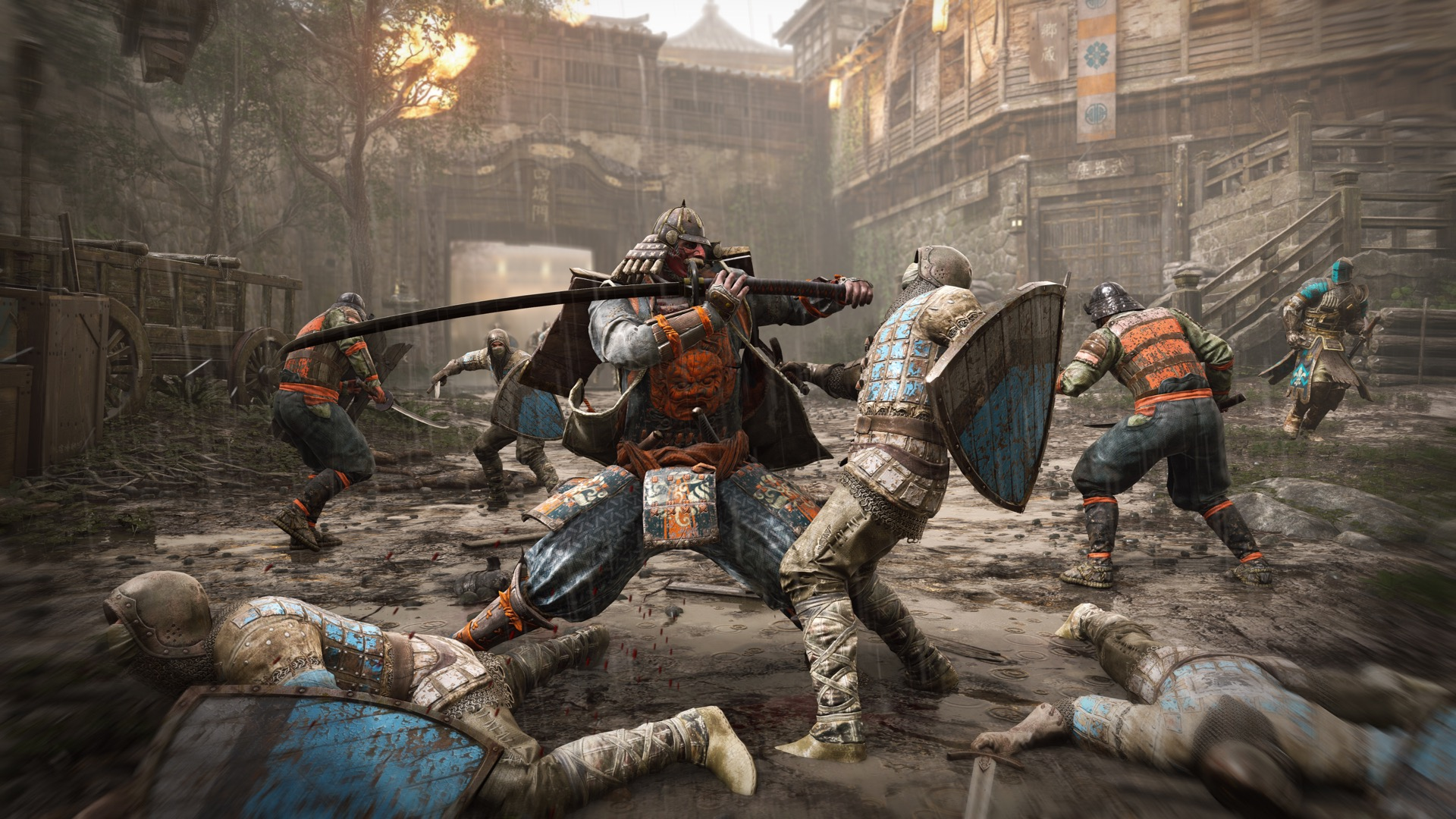 for honor tier list characters list